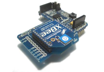 Arduino en XBee (2)