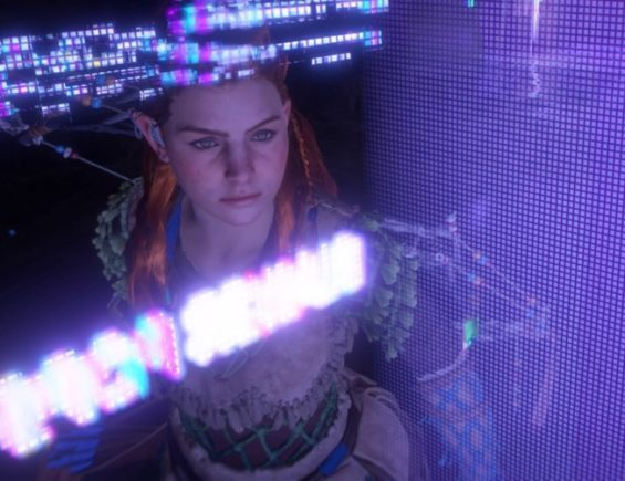 """The musical holograms of Horizon Zero Dawn"""