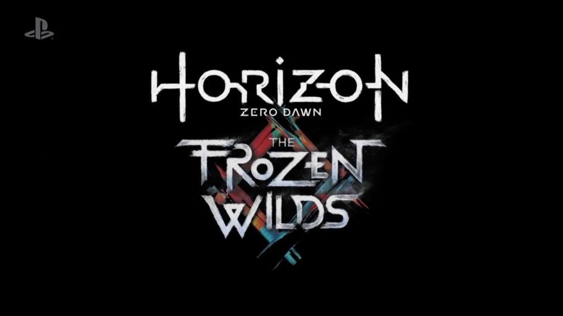 """Horizon Zero Dawn: Frozen Wilds"" DLC announced"
