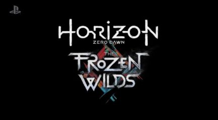 """Horizon Zero Dawn: Frozen Wilds"" DLC announced"