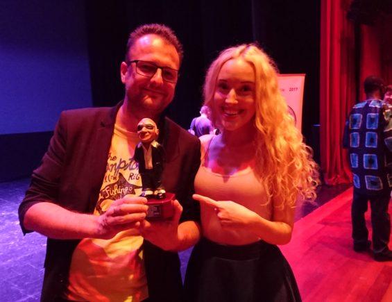 Horizon Zero Dawn soundtrack wins the Jerry Goldsmith Award!