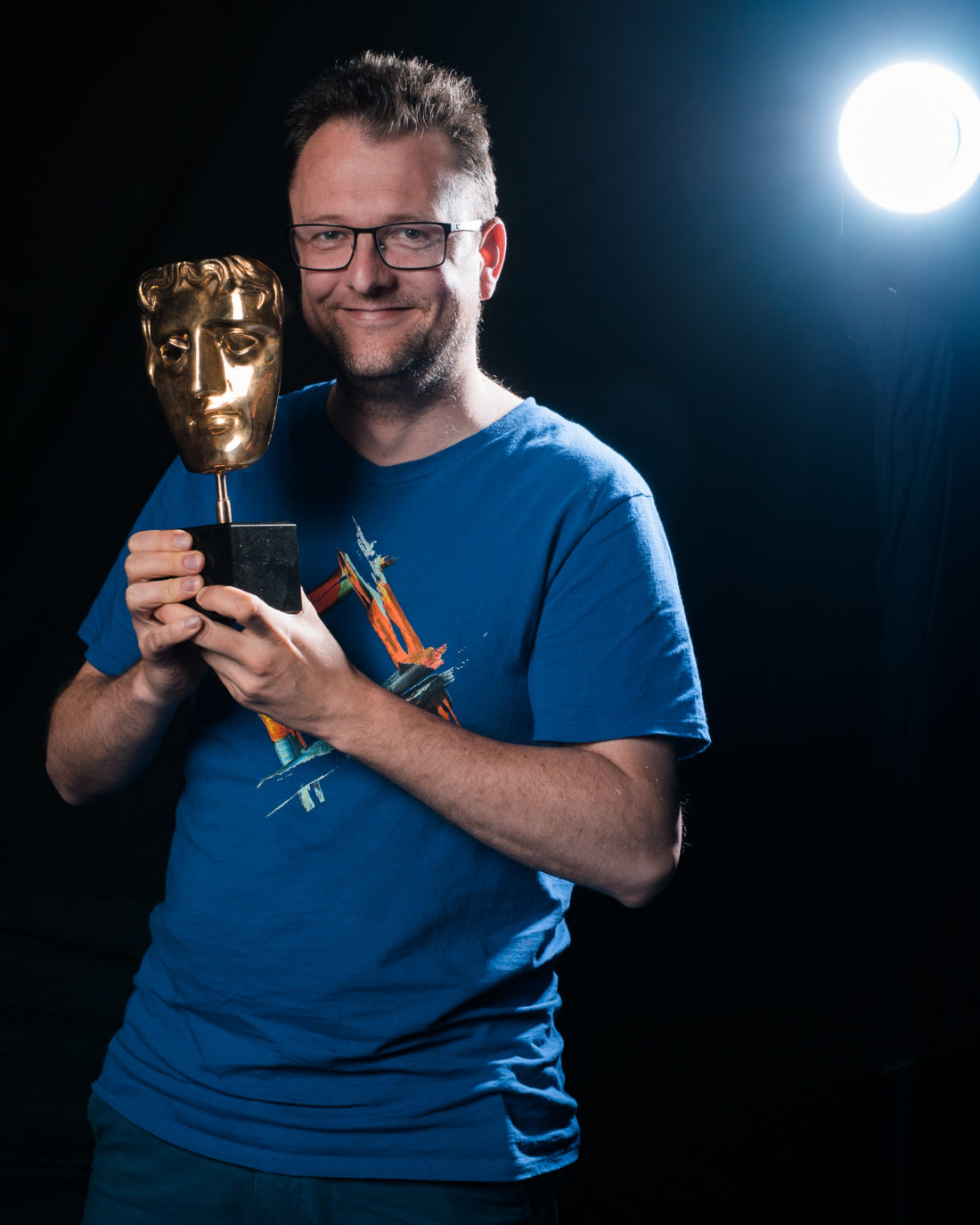 Bafta won for Best New IP!