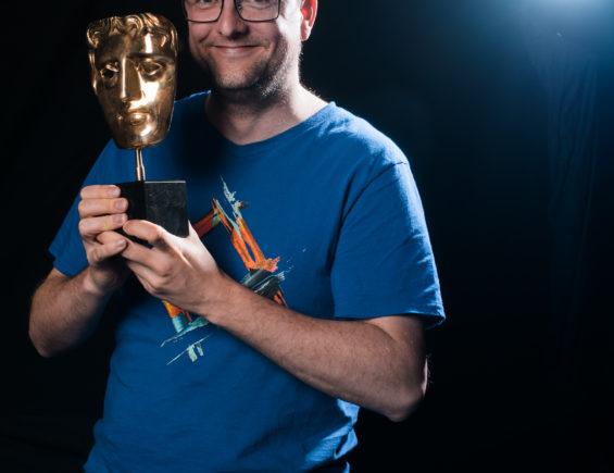 Bafta won for Best New IP!